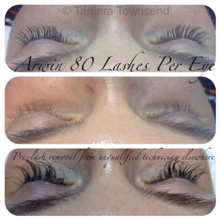 Xtreme Lashes Eyelash Extensions by Tamara Townsend, Certified ...